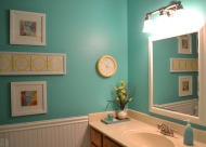 AFTER - Bathroom Redesign