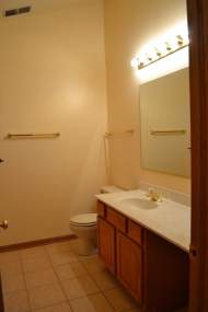 BEFORE - Bathroom Staging