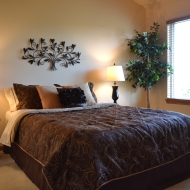AFTER - Bedroom Staging