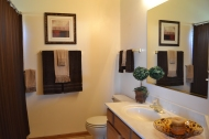 AFTER - Bathroom Staging