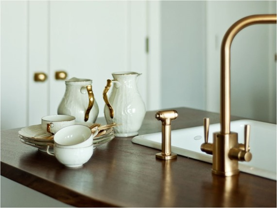 brass-kitchen-faucet
